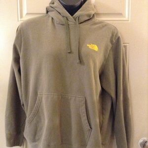 The north face mens hoodie xl